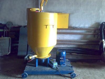 ПБС-500Ат в сборочном цехе